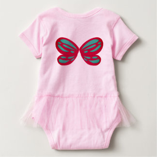 Fairy Wings Baby Bodysuit