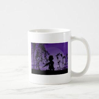 Fairy wonder basic white mug