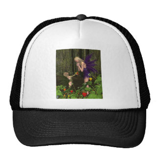 Fairy Woodland Mother's Day Gift Cap