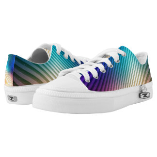 Fairy Zebra Low Tops