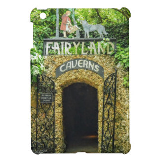 Fairyland Caverns Nature Photography iPad Mini Cover