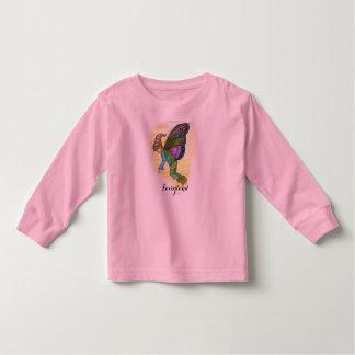 """Fairyland"" Toddler Long Sleeve T-Shirt"