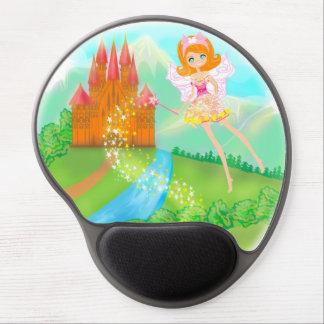 fairytale castle Gel Mouse pad
