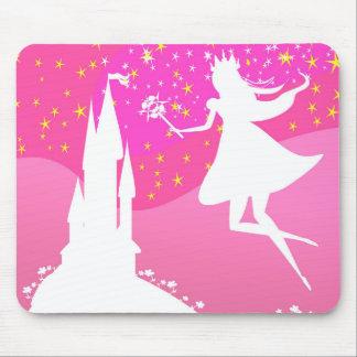 fairytale castle Mouse pad