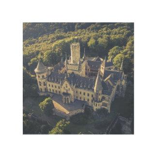 Fairytale Castle Wood Wall Decor