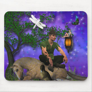 FAIRYTALE EVENING MOUSE PAD