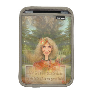 Fairytale Fall iPad Mini Sleeve