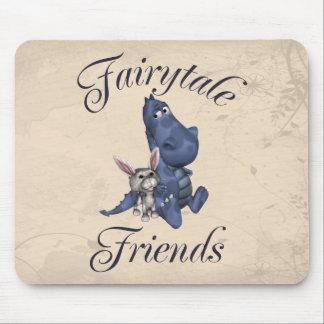 Fairytale Friends Mouse Pads