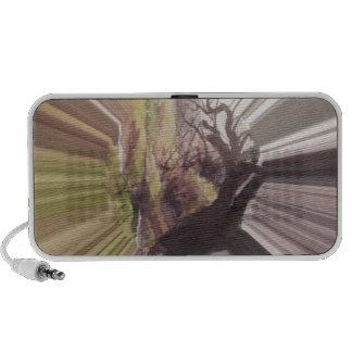 Fairytale in Violet Portable Speakers