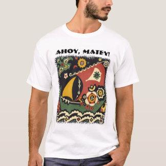 Fairytale Pirate Ship T-Shirt
