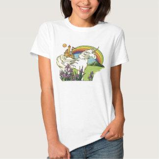 Fairytale Unicorn T Shirts