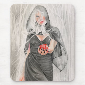 Fairytale Witch Mousepad