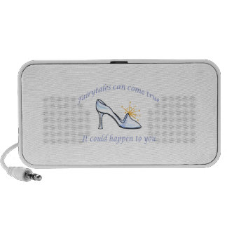 FAIRYTALES CAN COME TRUE TRAVEL SPEAKER