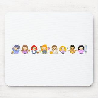 Fairytales II Mousepads