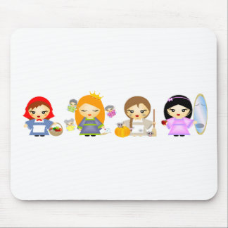 Fairytales Mouse Pad