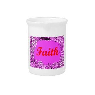 Faith 3 pitcher
