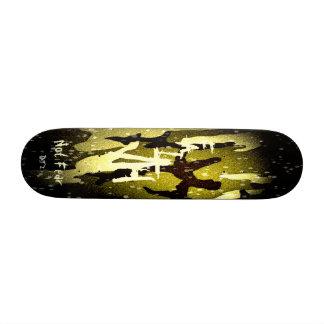 Faith Camo Skateboard