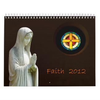 Faith Christian Calendar 2012