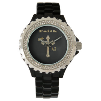 Faith clothing wristwatches