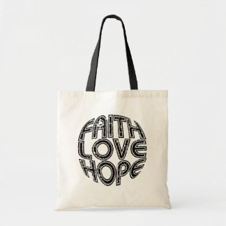 Faith Coils hope Tote Bag