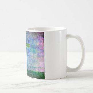 FAITH CROSS Meaningful Art Basic White Mug