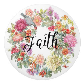 Faith Door or Drawer Knob