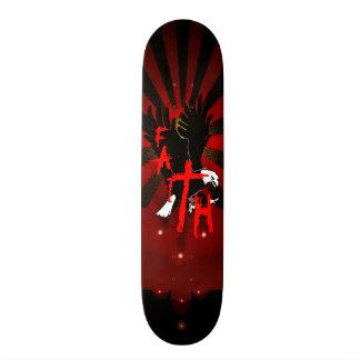Faith Eagle 20.6 Cm Skateboard Deck