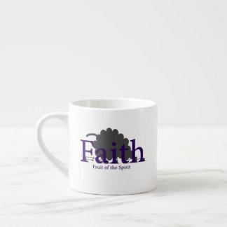Faith Espresso Cup