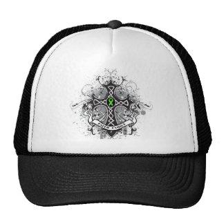 Faith Family Prayer Cross - Lymphoma Trucker Hat