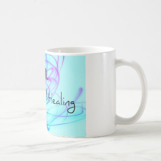 Faith Hope and Healing Coffee Mug