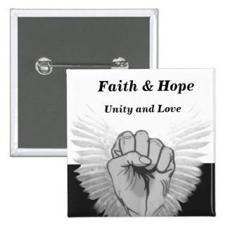 Faith & Hope_ Pins