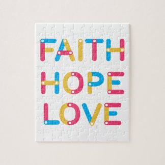 faith hope love 2 jigsaw puzzle