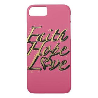 Faith Hope Love Casemate iPhone 7 Case