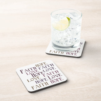 Faith, Hope, Love Coaster