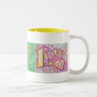 Faith, Hope, Love Mug