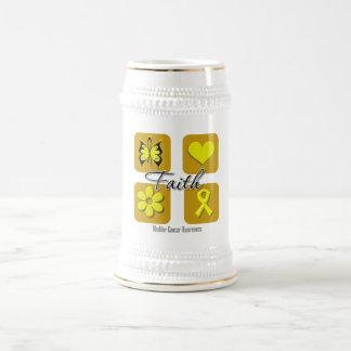 Faith Inspirations Bladder Cancer Coffee Mug
