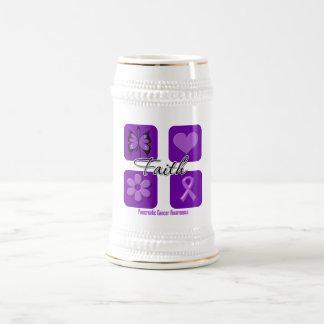 Faith Inspirations Pancreatic Cancer Coffee Mugs