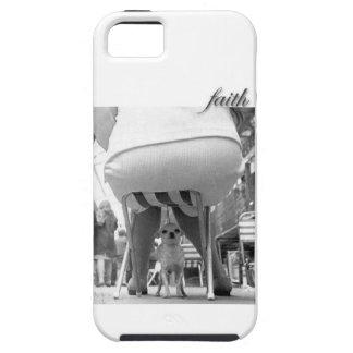 """""""Faith"""" iPhone 5 Cover"""