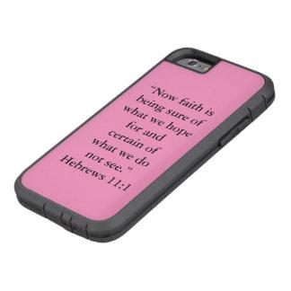 """Faith"" Iphone 6/6S Tough Extreme Phone Case"