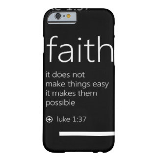 Faith iPhone 6 case
