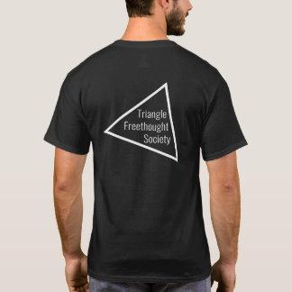 Faith is NOT a virtue (Dark) T-Shirt