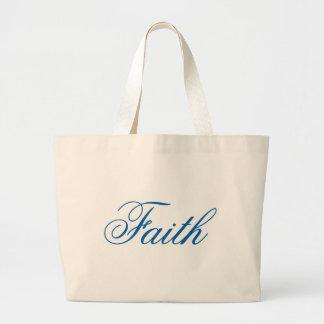 Faith Jumbo Tote Jumbo Tote Bag