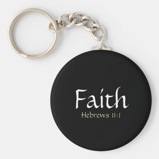 Faith Key Ring