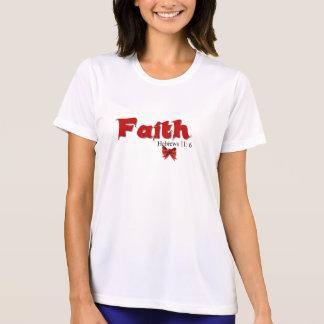 Faith Ladies Performance Micro-Fiber T-ShirtThe T-shirts