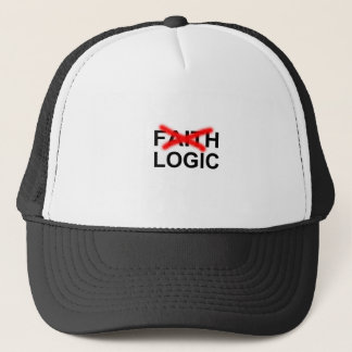 Faith Logic T-Shirt Trucker Hat