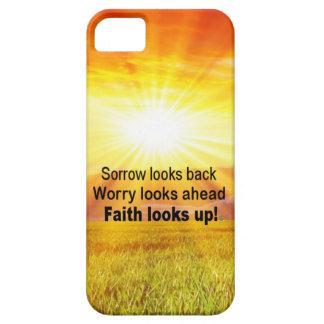 Faith Looks Up iPhone 5 Case