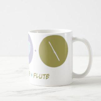 Faith Love Flute Coffee Mug