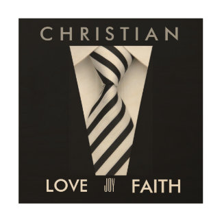 FAITH LOVE JOY WOODEN WALL HANGING INDOOR OUTDOOR WOOD WALL ART