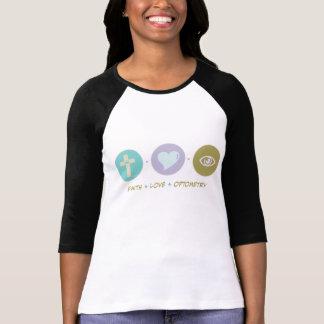 Faith Love Optometry T-Shirt