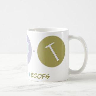 Faith Love Roofs Mug